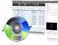 DVD MP3変換、DVD 音声リッピング