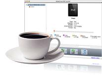 PCにバックアップ、iTunesに同期(
