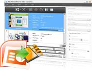 PowerPoint 動画変換                     、パワーポイント 動画変換