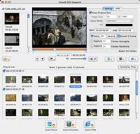 DVD画像変換 for Mac - DVD画像キャプチャー、DVD画像変換ソフト